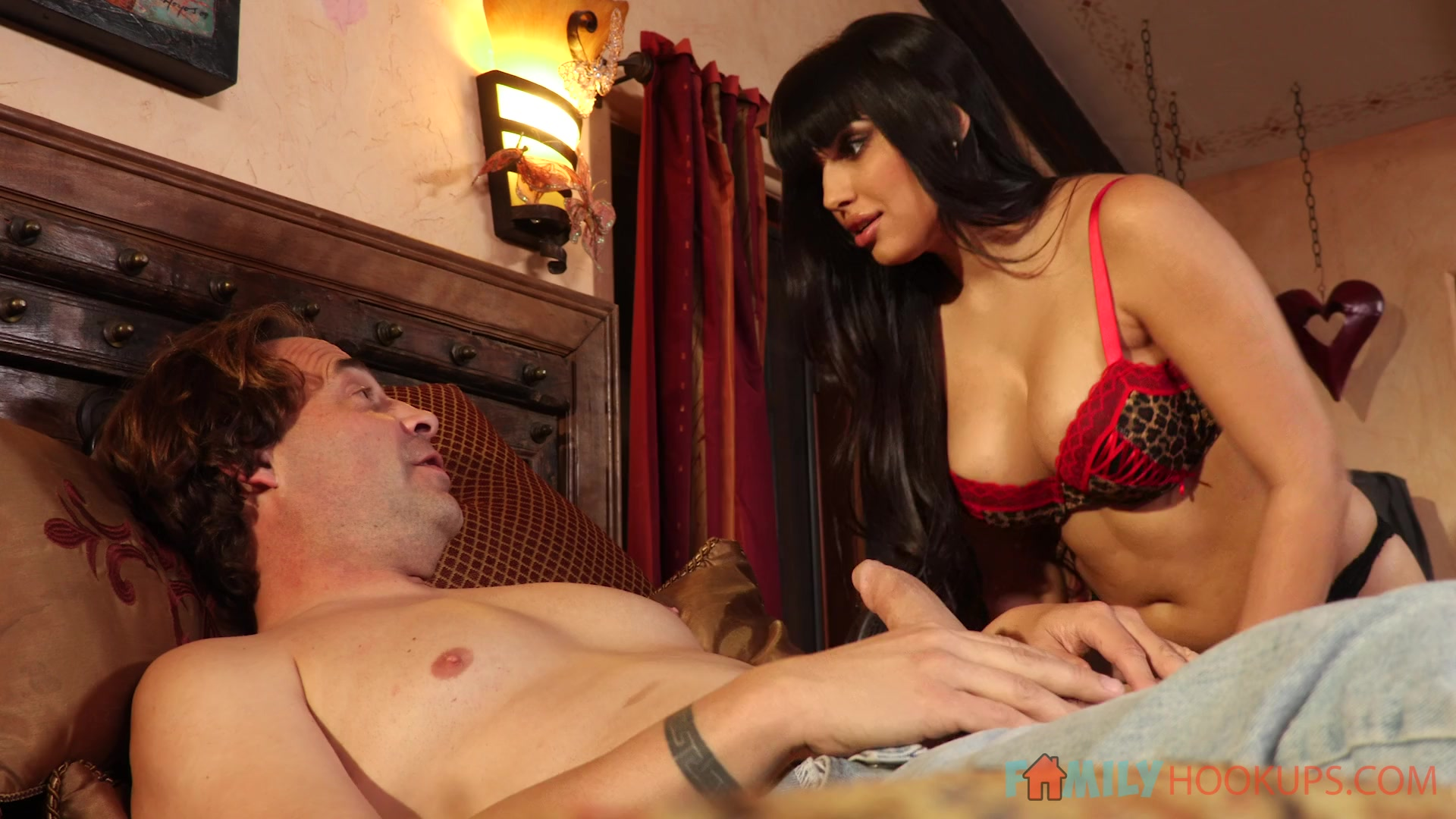 Mercedes Carrera Fucks Her Brother In Law